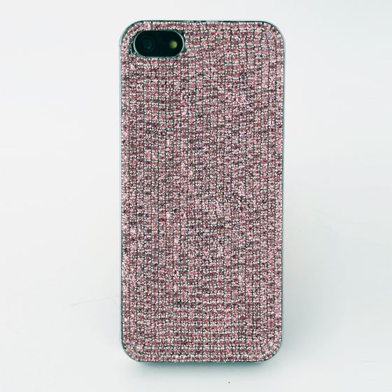 c4bbf06a9a かわいいiPhone5/5sメタルケース ラインストーン/ピンク 】iPhoneケース ...